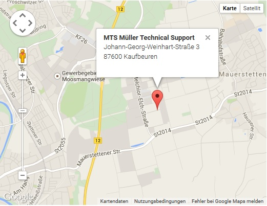MTS Müller Technical Support-Kaufbeuren